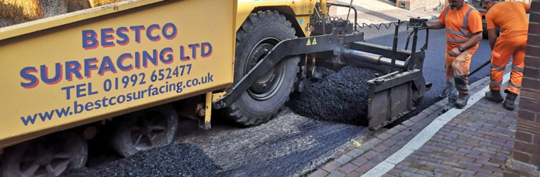 Commercial Road Surfacing