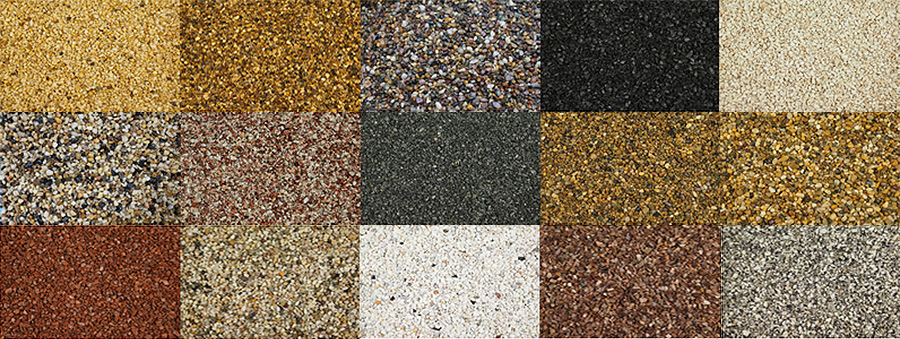 Resin Bound Driveway - Driveway Colours - Bestco Surfacing