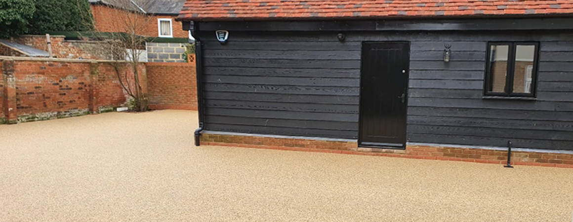 Resin Bound Driveway - Greater London - Bestco Surfacing