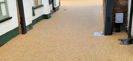 Resin Driveway - Essex - Bestco Surfacing