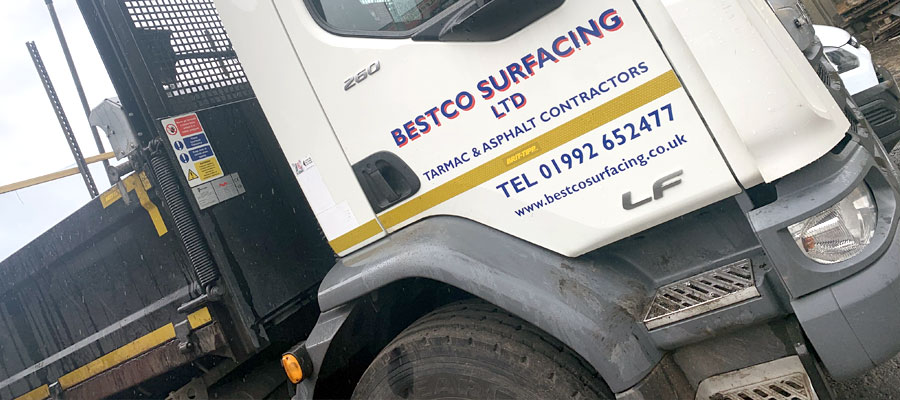 Tarmacadam Driveway - Essex- Bestco Surfacing